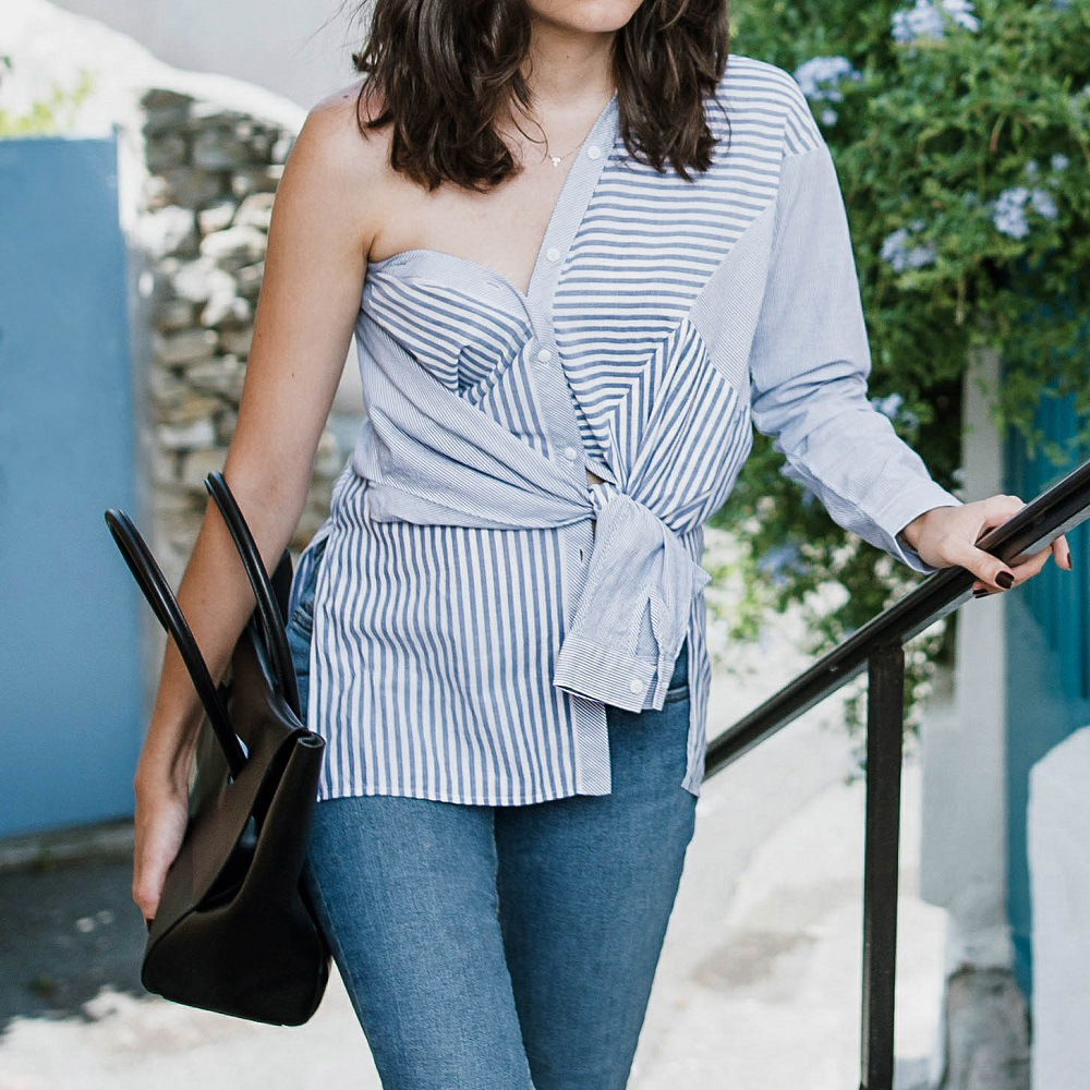 transforming your basic shirts