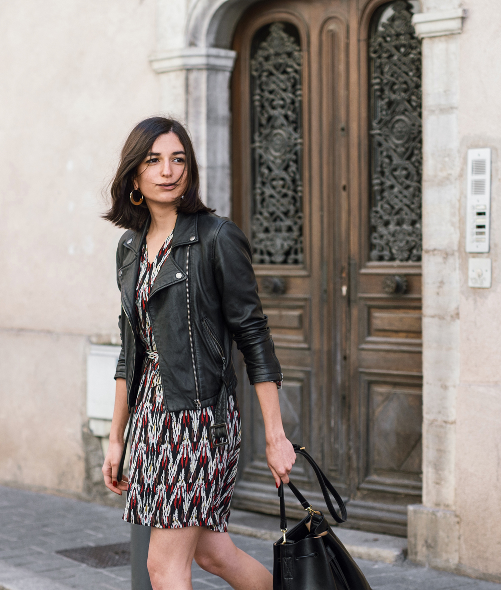 A Simple Yet Stylish Lazy Day Outfit | Aria Di Bari
