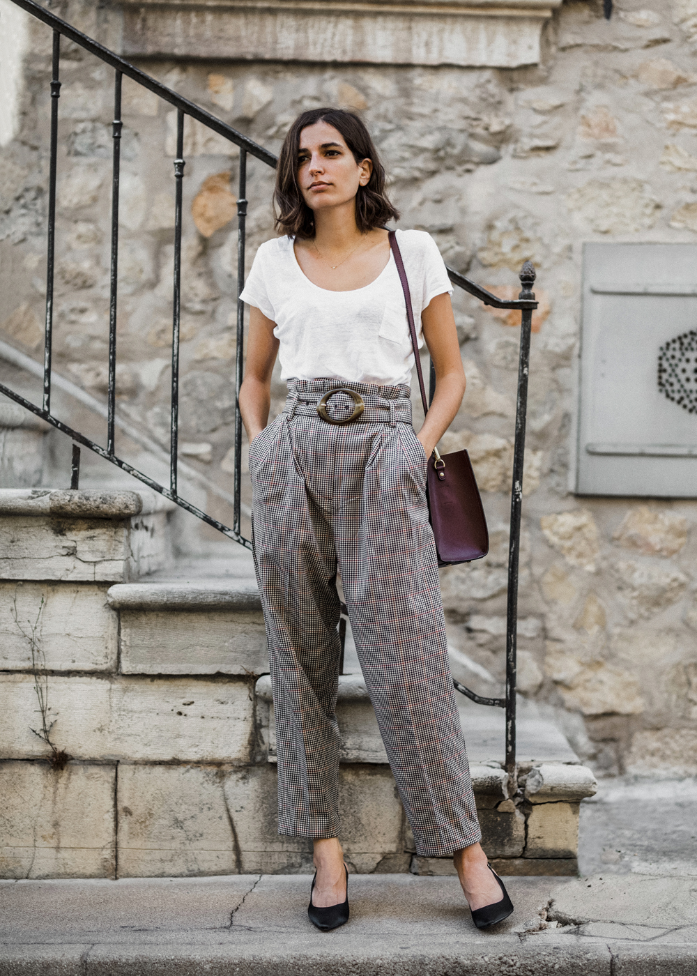 The best high waisted trousers to wear this fall