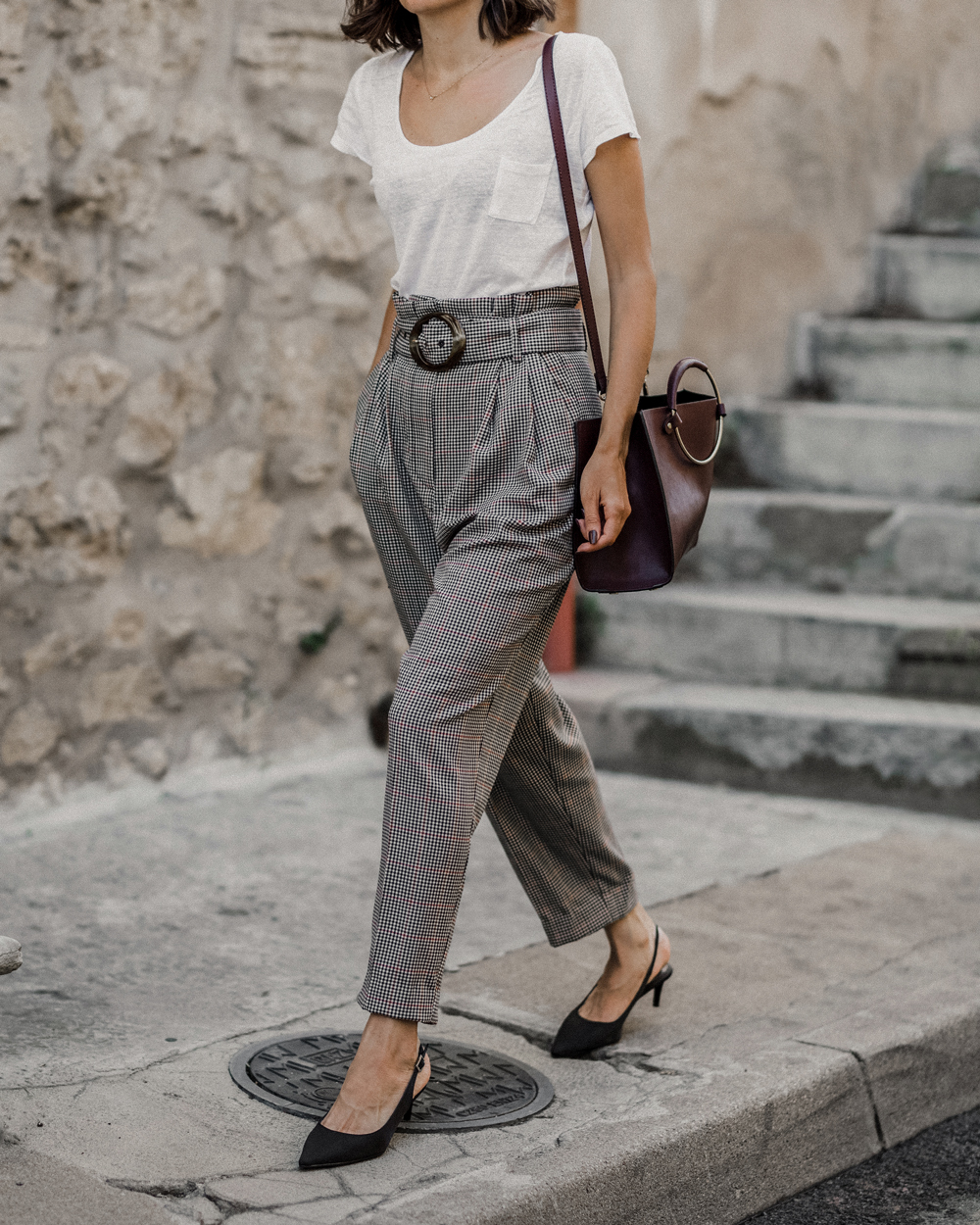 The Best High Waisted Trousers To Wear This Fall Aria Di Bari