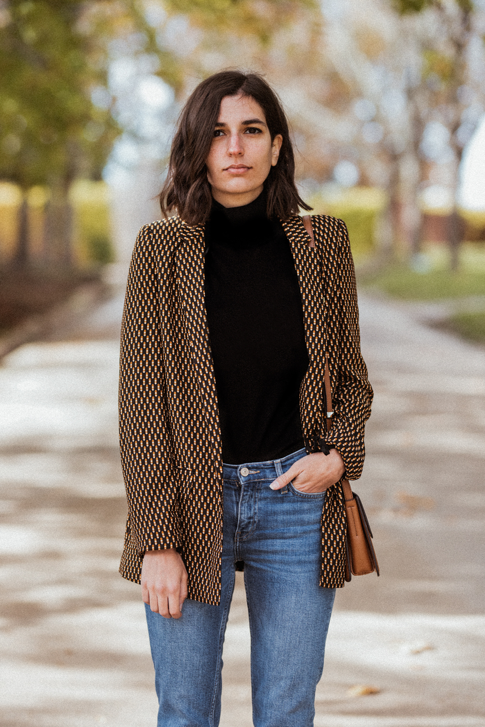 A simple yet stylish Fall outfit