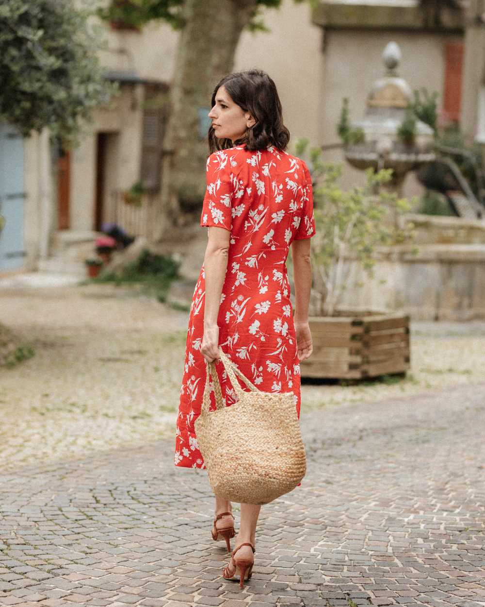 The Perfect Floral Dress For Summer Aria Di Bari