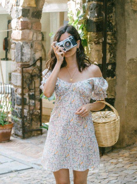 Julia dress | Floral