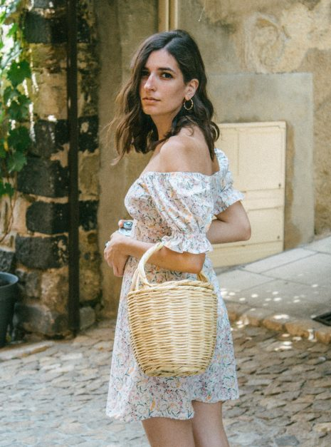Robe Julia | Coton fleuri