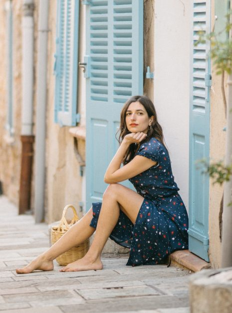 Dress Alma | Floral