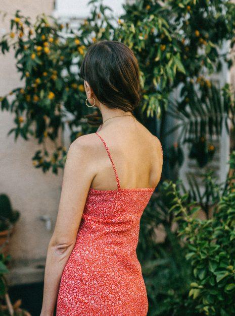 Robe Paloma | Fleurs