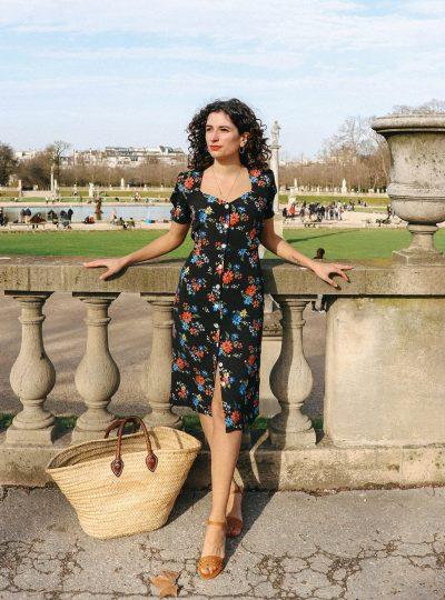 Robe Carmen   Bouquets